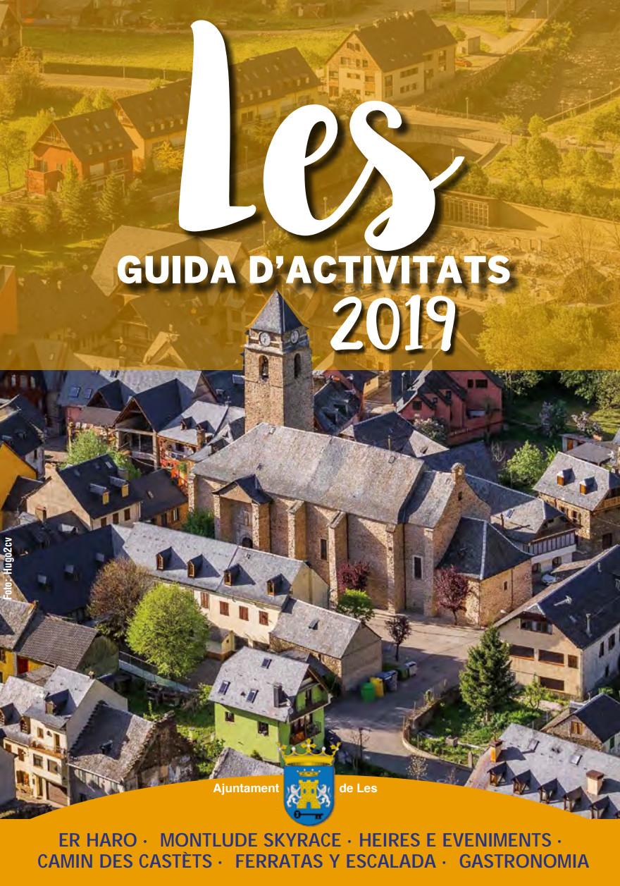 Guía Actividades 2019 Les (Aran)